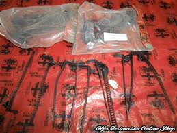 alfa romeo wiring harness fixing clips alfa restoration online shop alfa romeo wiring harness fixing clips 60507731