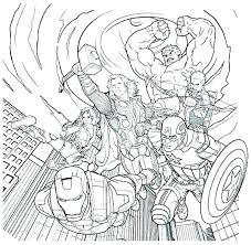 Free Avengers Colouring Pages To Print Avengers Coloring Pages Free