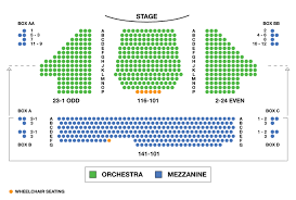 Greenhouse Theater Seating Chart American Airlines Theatre Seating Question Expert Roundabout