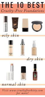 best free foundations for diffe skin types