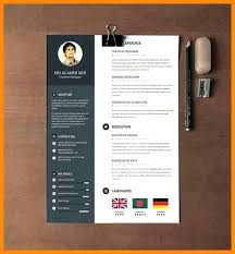 Resume Template Word Free Download Templates For All Best Cv