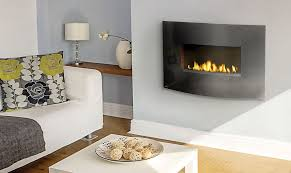 image of charm ventless gas fireplace
