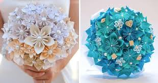 Diy Paper Flower Diy Paper Flower Bouquets Are Still All The Rage This 2018