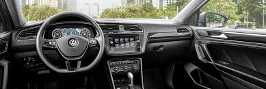 2018 volkswagen tiguan interior. modren tiguan the 2018 volkswagen tiguan is full of character inside and out  offers a confident stance with bold lines throughout an expertly contoured  in volkswagen tiguan interior
