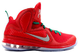 all lebron shoes ever made. lebron 9 christmas all lebron shoes ever made