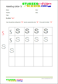 Free kindergarten writing worksheets printables PDF- letter A to Z ...