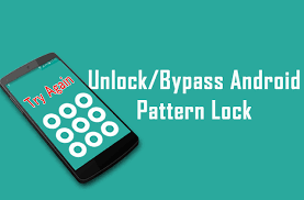 How To Bypass Pattern Lock