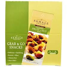 Sahale Snacks <b>Trail Mix</b> - <b>Classic Fruit</b> And Nut Blend - 1.5 Oz ...