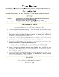 Desk Clerk Resumes Front Desk Clerk Resume Objective Ndtech Xyz