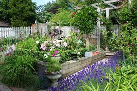 cottage garden design. Unique Garden Cottage Garden Landscape Design Ideas For Garden Design