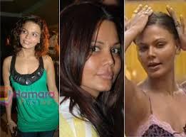 top bollywood actresses without makeup 10 rakhi sawant