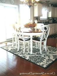 round rug under kitchen table kitchen table gracious area rugs for under kitchen tables lovely rug under kitchen table perfect what size rug to put under