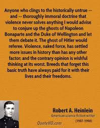 Robert Heinlein Quotes Adorable Robert A Heinlein Quotes QuoteHD