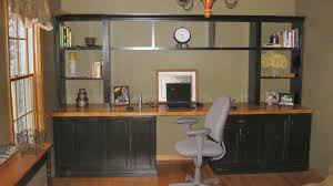 ... Wall Units, Built In Wall Cabinets With Desk Built In Desk And  Bookshelves Plans Heather ...