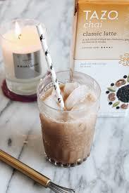 starbucks iced chai