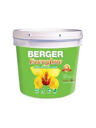 Berger Everglow Low Sheen Emulsion