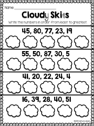 FREE Spring Pages Pack for First Grade! Sample of Math and Literacy ...