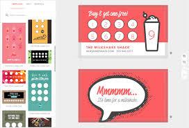 Loyalty Card Maker Custom Punch Cards Musthavemenus