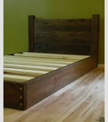 diy twin platform bed. Inspiring Twin Platform Bed With Headboard Homemade Diy For The Home