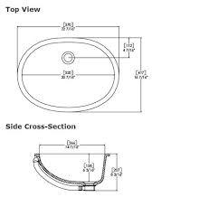 gorgeous standard sink sizes bathroom decor and ideas creative