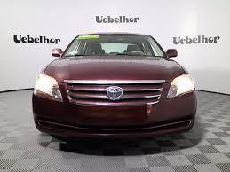 Used 2006 Toyota Avalon XL - Jasper IN - Uebelhor Toyota