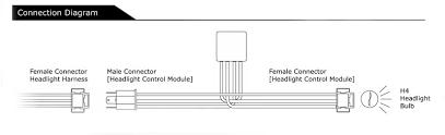 easy start headlight control module power saving module single h4 easy start headlight control module power saving module single h4 headlamps