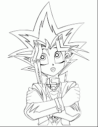 Small Picture fantastic yu gi oh coloring pages to print with yugioh coloring