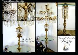 crystal chandelier lamp page a items 4 consignment a crystal chandelier floor lamp glass table lamp crystal chandelier lamp