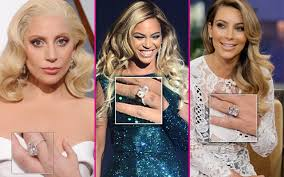 the best worst celebrity engagement rings in hollywood radar