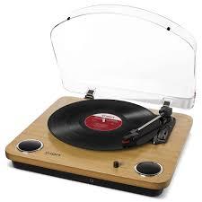 Купить <b>Проигрыватель виниловых</b> дисков <b>ION</b> Audio MAX LP в ...