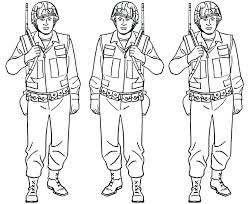 Coloring Pages Soldiers Casa Sanmarino