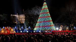 President Obama Christmas Tree Lighting President Obama Dances With Santa