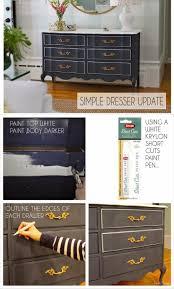 Dresser Update /Updating Your Entryway Blog | True Value - Start Right  Start Here