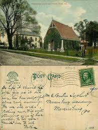 Presbyterian Church And Chapel Dover Del Collection Ca
