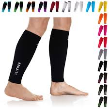 Newzill Compression Socks Size Chart Details About Newzill Compression Calf Sleeves 20 30mmhg For Men Women Perfect Option To