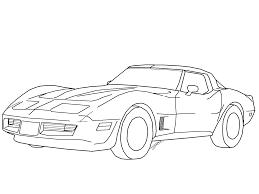 1600x1200 corvette lineart 1 by jaslo on deviantart