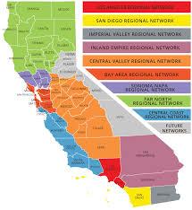 California Regions Regional Network Latino Coalition For A Healthy California