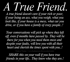 quotes for true friendship and love one true friends love you for daveswordsofwisdom true friends