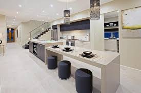 granite top kitchen island with seating best place to a conference table combination islands contemporary