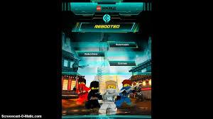 NINJAGO REBOOTED GAME EP 1 - video dailymotion