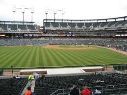 Detroit Tigers Seating Chart With Rows Detroit Tigers Pavilion Tigersseatingchart Com