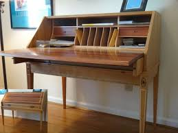 extraordinary computer desk plans cherry wood. Secretary Desk Plans Extraordinary Computer Cherry Wood A