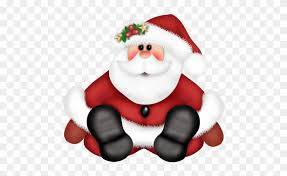 Gallery Free Clipart Picture Christmas Png Cute Santa
