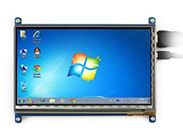 Waveshare Raspberry Pi <b>7 Inch Capacitive Touch</b> Screen LCD(B ...