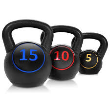 Weights Measures Chart Gymax 3pc Vinyl Kettlebell Kit Body Muscles Training Weights Set