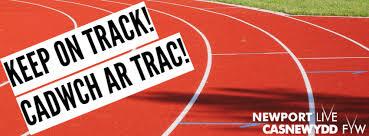 Running Track Newport Live Sport Leisure Culture