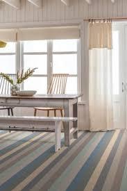 Designer Striped Carpet Margo Selby Stripe Surf Joss Designer Blue Striped Carpet
