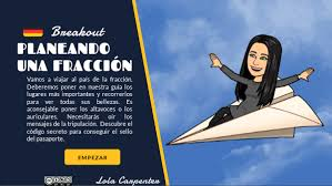 PLANEANDO UNA FRACCIÓN by Lola Carpenter on Genially