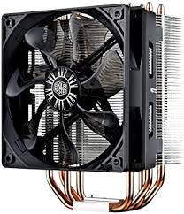 <b>Cooler Master Hyper</b> 212 Evo <b>CPU</b> Cooler, 4 CDC Heatpipes ...