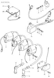 Suzuki ts125ert 1980 37 electrical date 01 08 2013